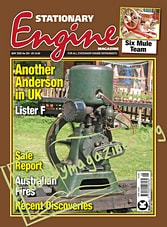 Stationary Engine - May 2020