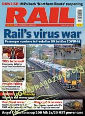 RAIL - 25 March 2020