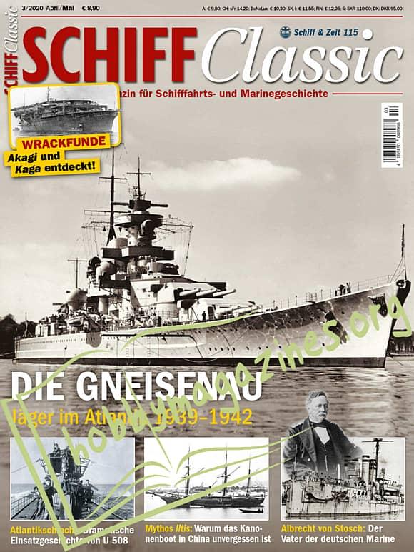 Schiff Classic - April/Mai 2020