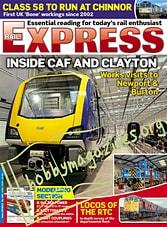 Rail Express - April 2020