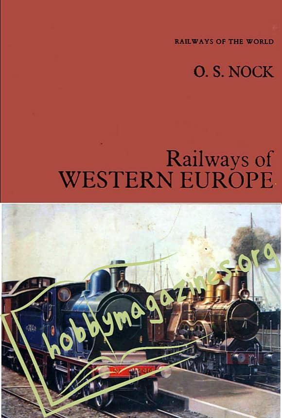 Railways of Western Europe