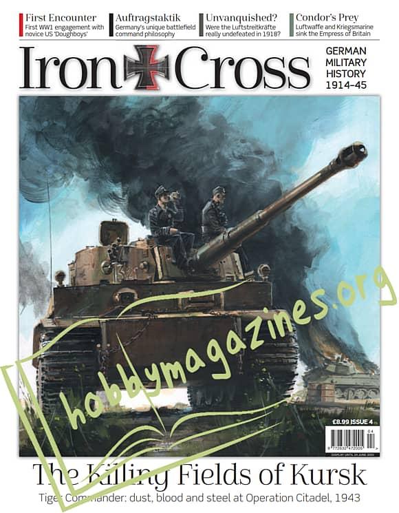 Iron Cross Issue 4