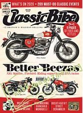 Classic Bike - April 2020