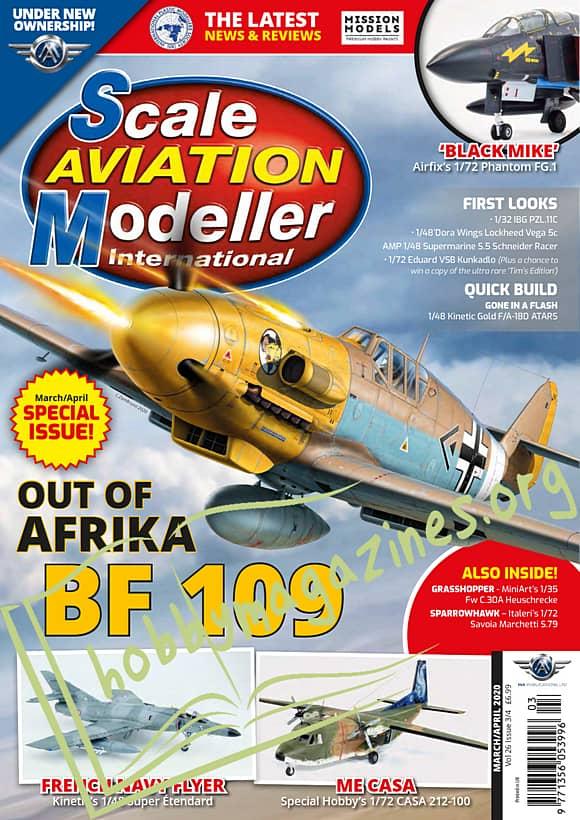 Scale Aviation Modeller International - March/April 2020