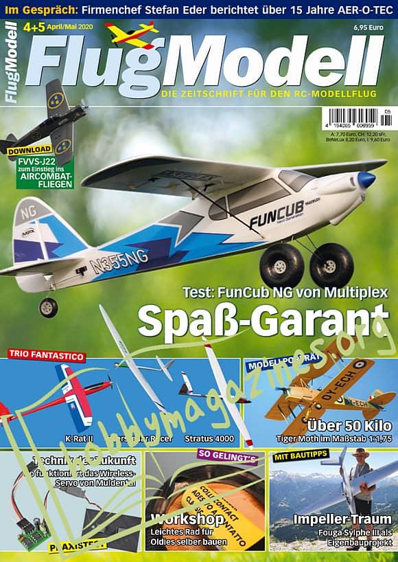 FlugModell - April/Mai 2020