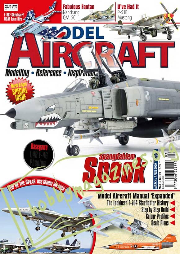 Model Aircraft - March/April 2020
