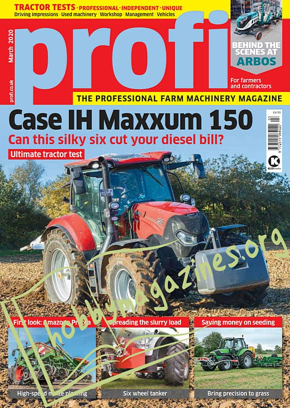 Profi International - March 2020