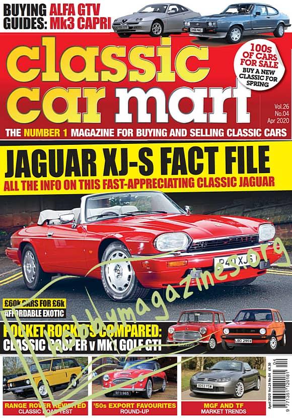 Classic Car Mart - April 2020