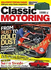 Classic Motoring - April 2020