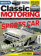 Classic Motoring - March 2020