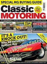 Classic Motoring - February 2020
