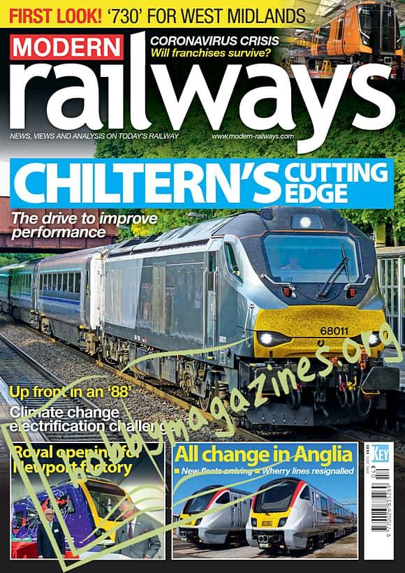Modern Railways - April 2020