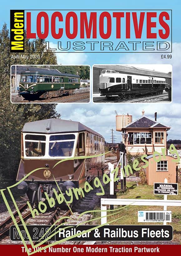 Modern Locomotives Illustrated - April/May 2020