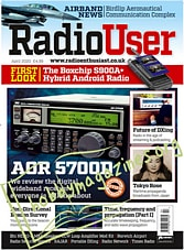 Radio User - April 2020