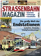 Strassenbahn Magazin – April 2020