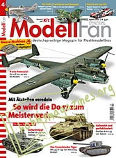 ModellFan – April 2020