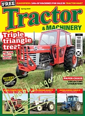 Tractor & Machinery - Spring 2020