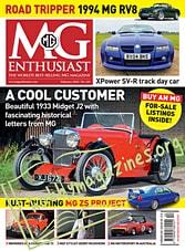 MG Enthusiast - February 2020