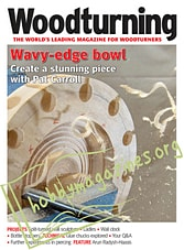 Woodturning - March 2020