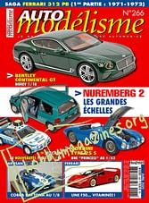 Auto Modélisme - Avril 2020