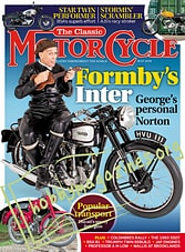 The Classic MotorCycle - May 2020
