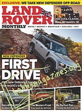 Land Rover Monthly - May 2020