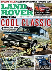 Land Rover Monthly - April 2020