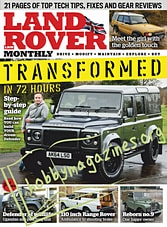 Land Rover Monthly - March 2020