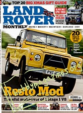 Land Rover Monthly - January 2020