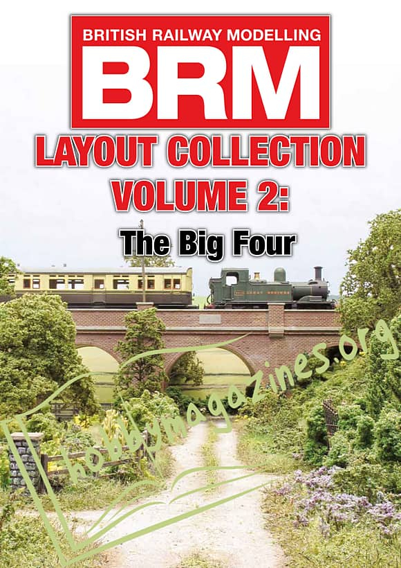 Layout Collection Volume 2: The Big Four