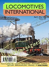 Locomotives International - April/May 2020