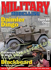 Military Modelling - April 2011