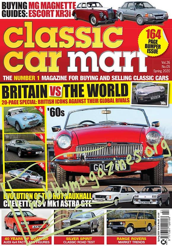 Classic Car Mart - Spring 2020