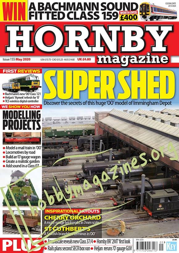 Hornby Magazine - May 2020