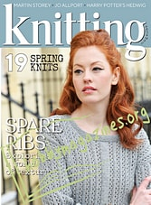 Knitting Magazine - May 2020