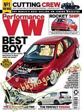 Performance VW - April 2020