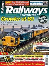Railways Illustrated - May 2020