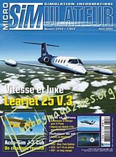 Micro Simulateur - Avril 2020