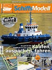 SchiffsModell – Mai 2020