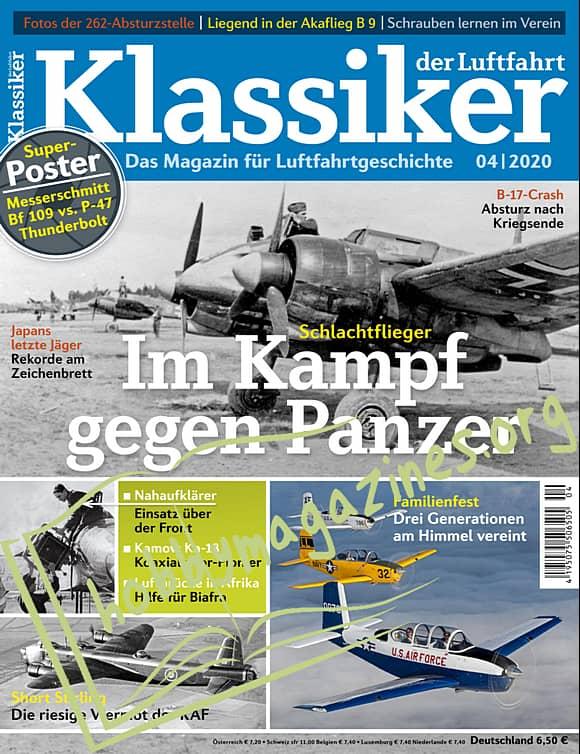 Klassiker der Luftfahrt 2020-04
