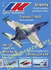 Letectvi + Kosmonautika 2020-04