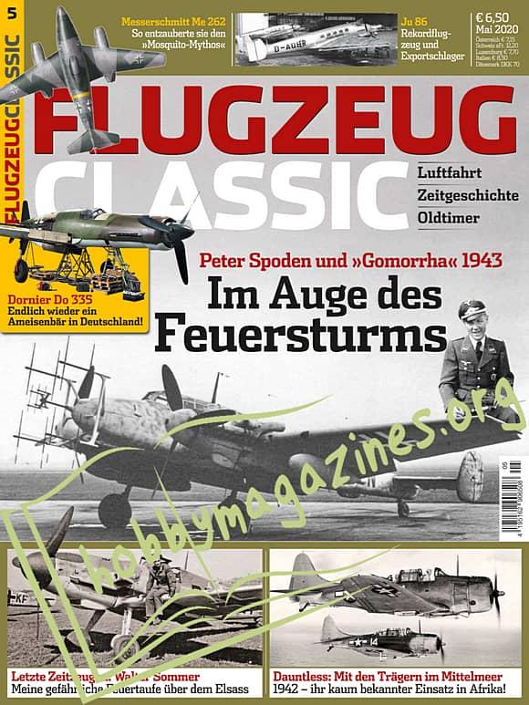 Flugzeug Classic 2020-05