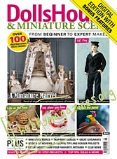 Dolls House & Miniature Scene - May 2020