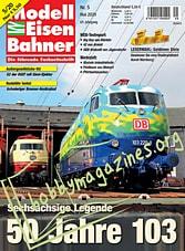 ModellEisenBahner - Mai 2020
