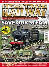 Heritage Railway - 10 April 2020