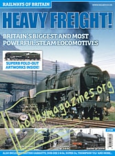 Railways of Britain - Heavy Freight!