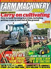 Farm Machinery Journal - May 2020
