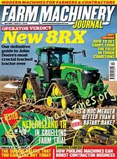 Farm Machinery Journal - April 2020