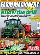 Farm Machinery Journal - March 2020