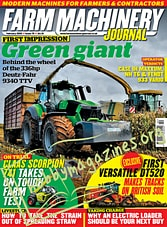 Farm Machinery Journal - February 2020